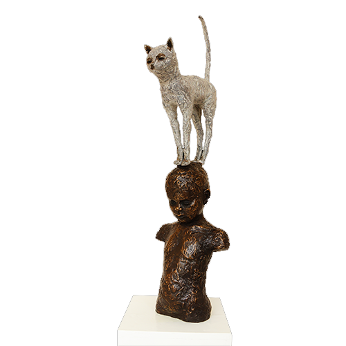 Kat op kind - Ans Markus