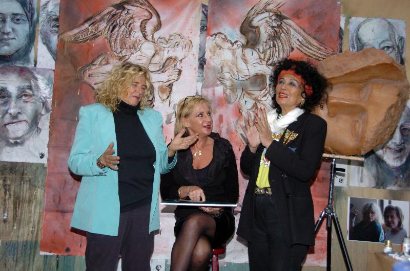Opening expositie 'Femmes Fatales' 2