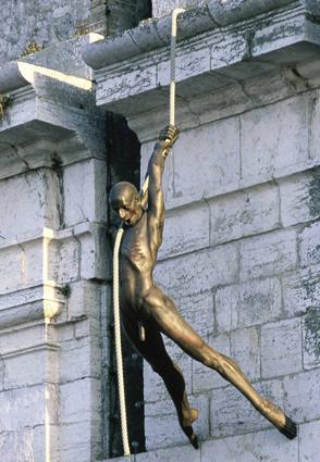 Arc-boutant, Nicolas Lavarenne