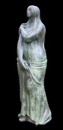 Giovane Sibila, brons