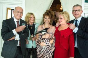 Opening with Gerrit Zalm, Gerti Bierenbroodspot and Ellen ten Damme