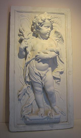Engeltje, 1600-1700 Barok