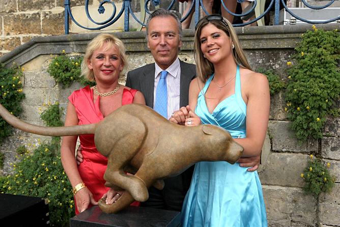 Opening Meesters in de beeldhouwkunst 2010