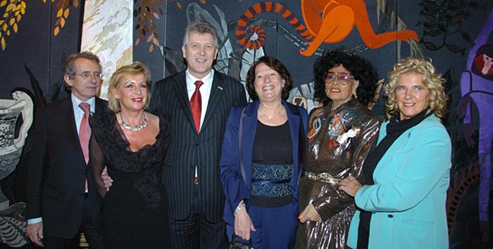 Opening Femmes Fatales 2007