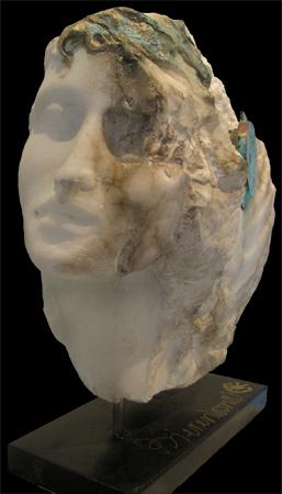Angel head