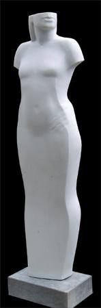 Staand figuur, Ester Velzeboer