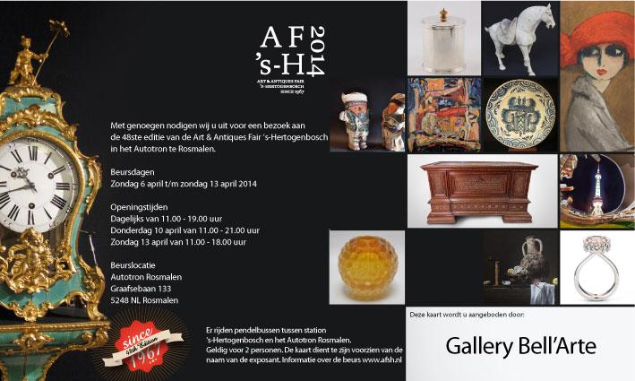 Art & Antiques Fair 's-Hertogenbosch